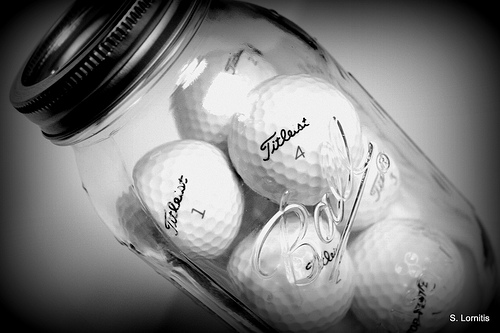 Jar-of-Golfballs