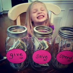 Helping kids budget